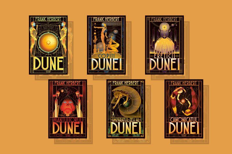 A apărut primul trailer pentru filmul DUNE!