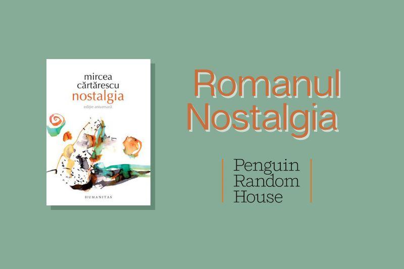 Romanul Nostalgia