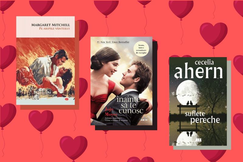 Top 5 cărți de dragoste