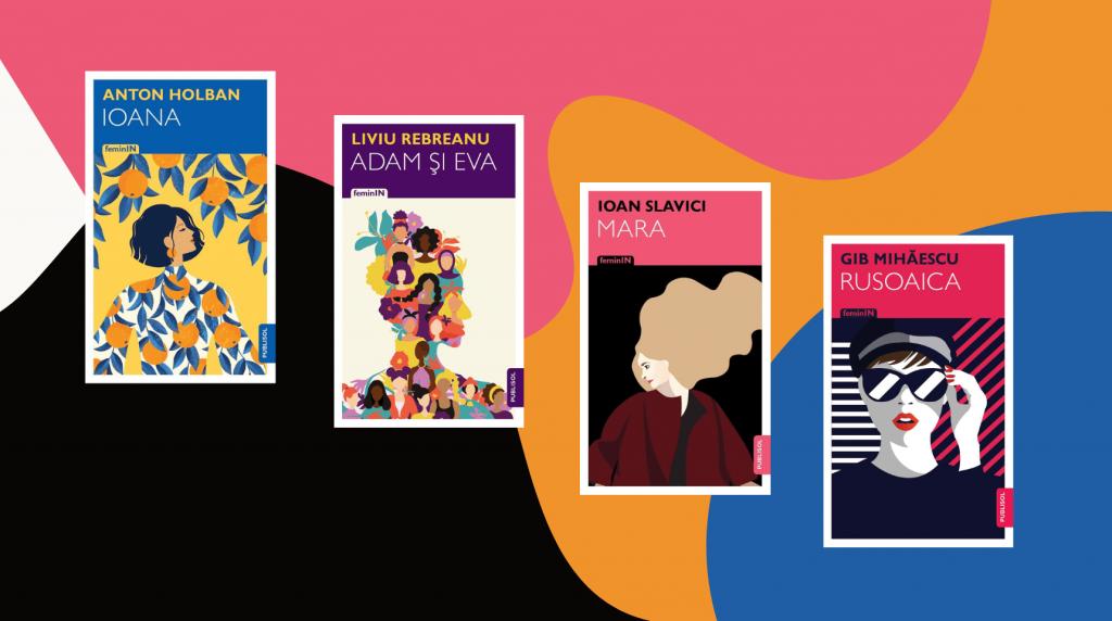 Colecția feminIN – Editura Publisol