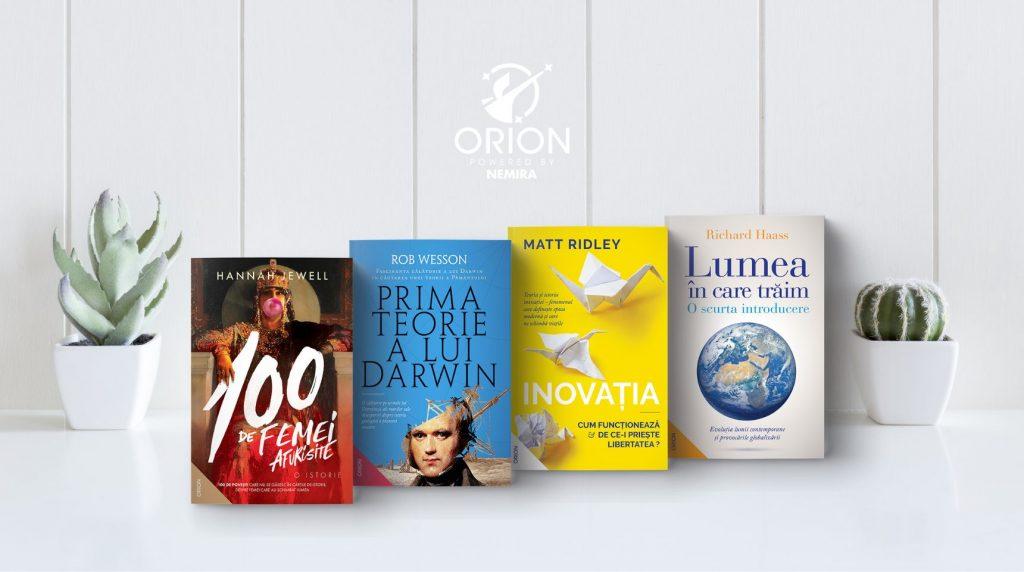 Colecția ORION – Editura Nemira